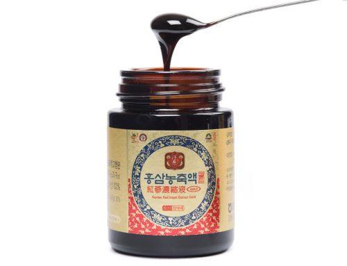Ginseng Rosso Coreano, il Rimedio contro lo Stress !