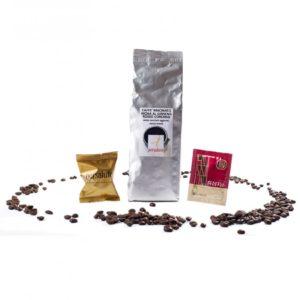 3 - CAFFE' GINSENG & CHA' (Tè)