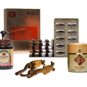 1 - GINSENG ROSSO PURO