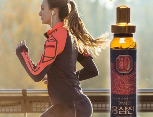 Sport e Ginseng Rosso Coreano