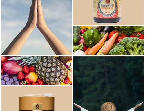 Ginseng Rosso e il benessere quotidiano