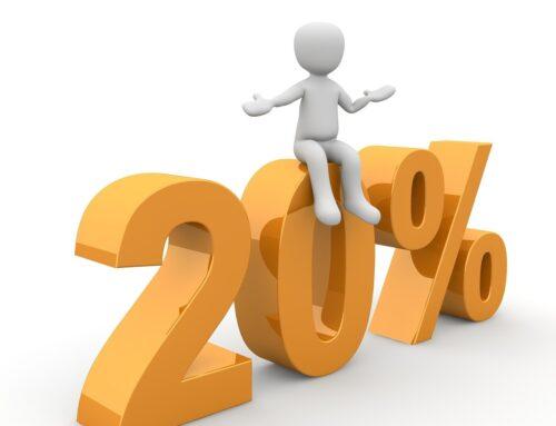 SCONTO 20% SOLO PER 48h !!